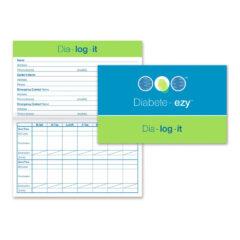 Diabete-ezy Dia-log-it Diabetes Log Book