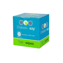 Diabete-ezy Diabetes Test wipe Refill Pack