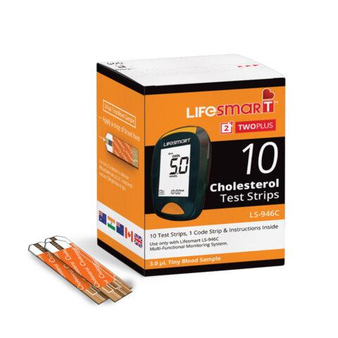 LifeSmart™ Cholesterol Test Strips